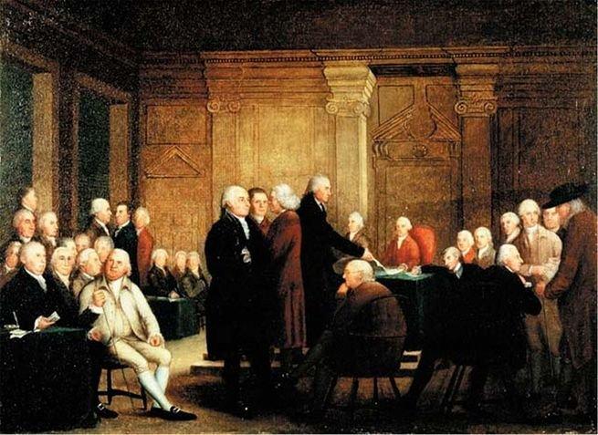 Imagen del Segundo Congreso Continental