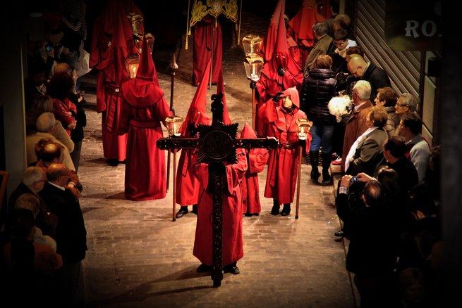 viernes santo procesion