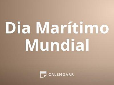 Dia Marítimo Mundial