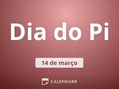 Dia do Pi