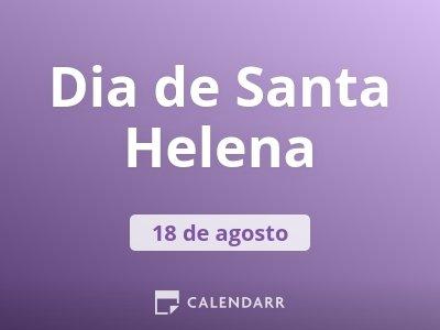 Dia de Santa Helena