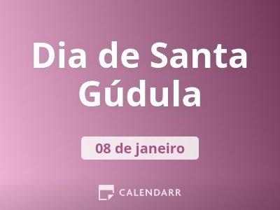 Dia de Santa Gúdula