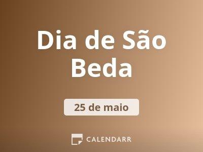 Dia de São Beda