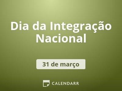 Dia da Integração Nacional