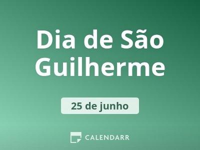 Dia de São Guilherme