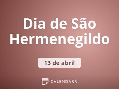 Dia de São Hermenegildo