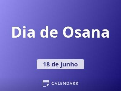 Dia de Osana
