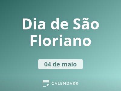 Dia de São Floriano