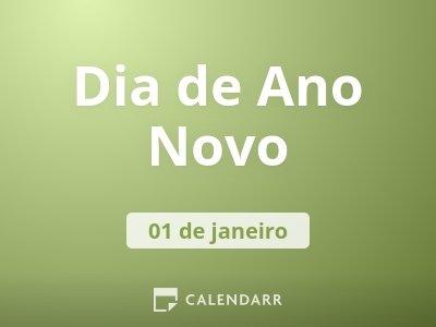 Dia de Ano-Novo