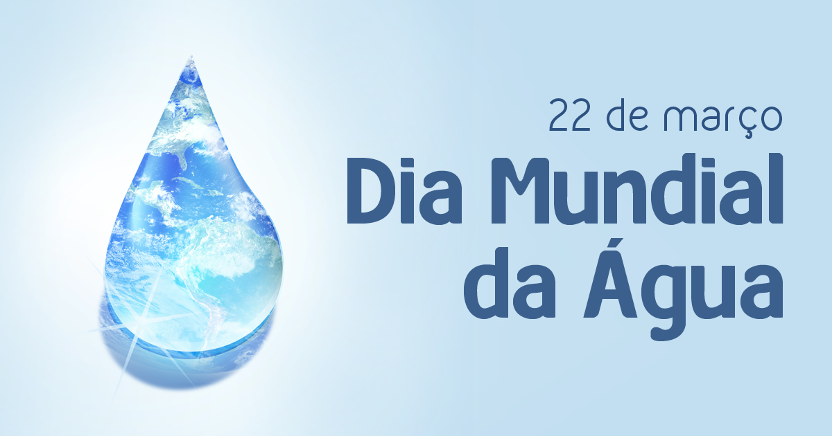 Dia Mundial da Água | 22 de março - Calendarr