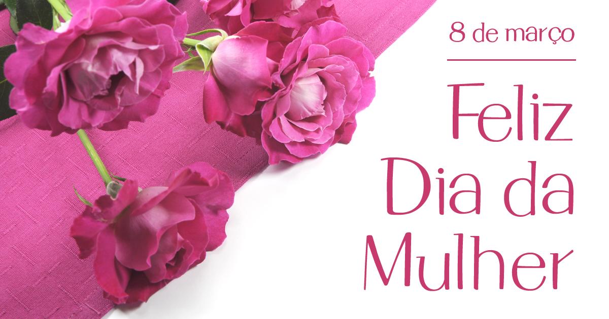 Dia Internacional da Mulher - 8 de Março - Calendarr